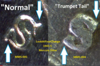 "YouTube video on 1943 S ""Trumpet Tail"" by JM"